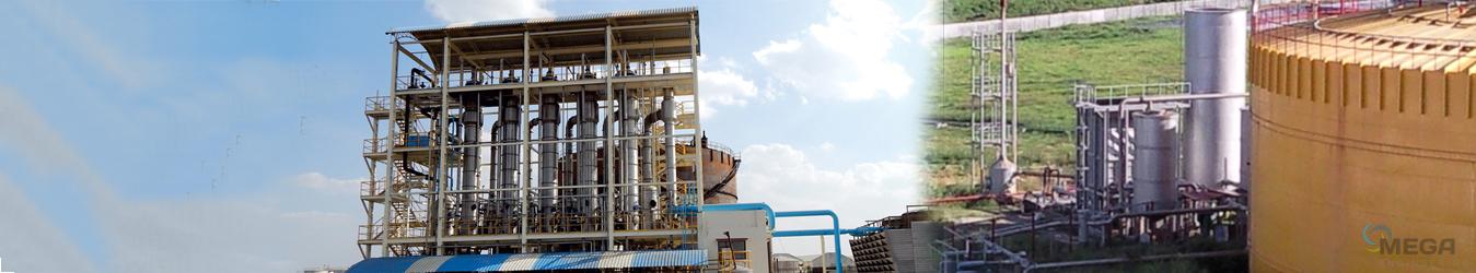 evaporation plant manufacturers