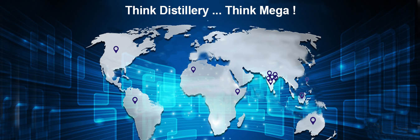 distillery plant manufacturers